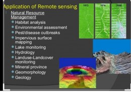 What are the advantages and disadvantages of remote sensing?