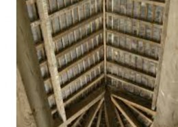 Where rafters are used? What is the purpose of it?