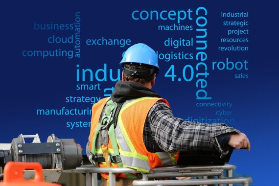 Industrial Revolution Affecting the Construction Sector