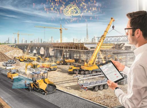 Telematics in Construction