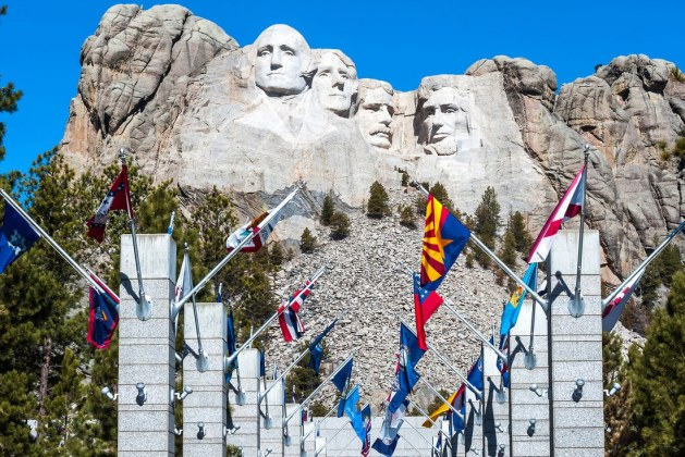 Mount Rushmore: Carving the Spirit of America