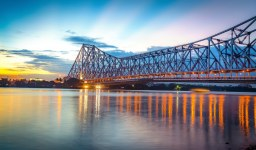 Howrah Bridge: Construction  of the Longest Cantilever Bridge in India