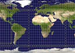 What is the difference between UTM and WGS in GIS software ?
