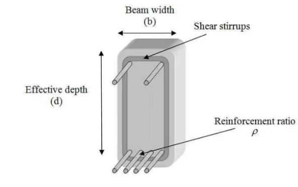 Details Required to Compute Load-carrying Capacity of a Beam