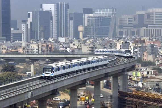 Worlds best metro: Delhi Metro