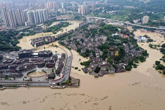 Biggest dam failure in the history of mankind