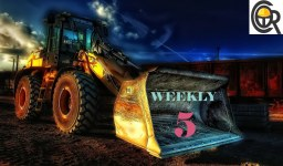The Constructor's Weekly Top 5