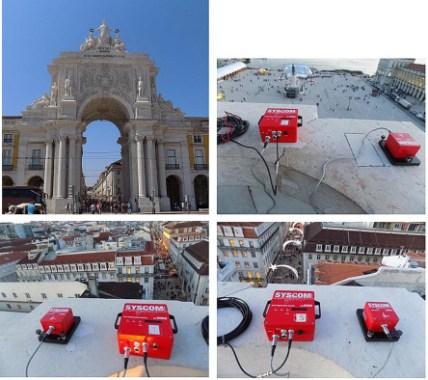 Non-Destructive Testing Technologies for Historic Structures