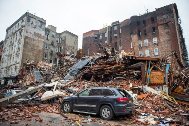 5 Disastrous Foundation Failures in New York City