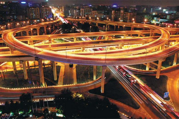 Reason Behind the Growth of China's Transportation System: A Case Study