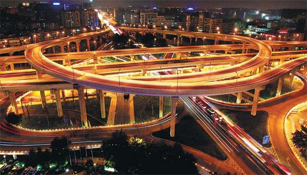 Transportation system of china