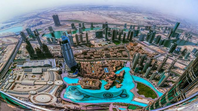 Innovative projects that have boosted the economy of construction industry in UAE