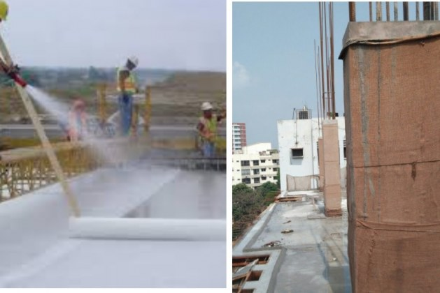 How to Select the Right Curing Method for Structural Concrete Elements?