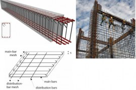 Minimum and Maximum Reinforcement Ratio in Different Reinforced Concrete Members