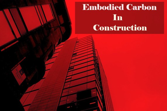 Embodied Carbon in Construction