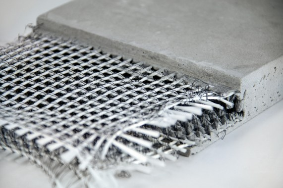 Textile Reinforcement in Concrete