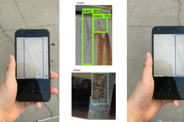Machine Learning Software for Facade Inspection | Video Inside