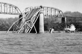 Point Pleasant Bridge Disaster: Collapse of the Eyebar-Chain Suspension Bridge