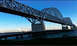 Rongjiang Bridge: The World's Longest Bridge of Rigid Girder and Flexible Arch