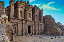 Petra Jordan: A World Heritage Site Under Risk