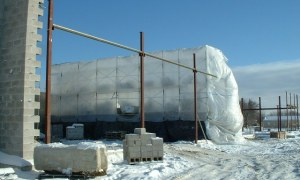 How to Plan for Cold Weather Masonry Construction?