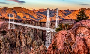 Royal Gorge Bridge: Structural Elements of the Highest Bridge in the US