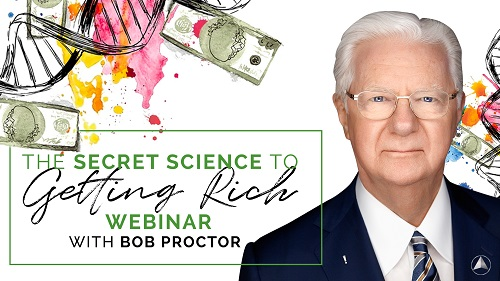 Webinar on The Secret Science to Getting Rich