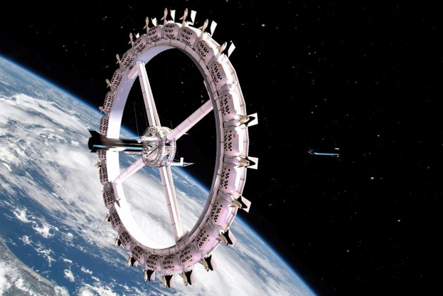 Voyager Station: Design Features of the World's First Space Hotel