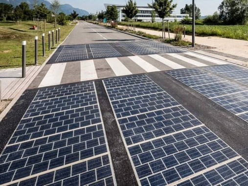 What are Solar Roadways Their Purposes, Constructions, and Applications