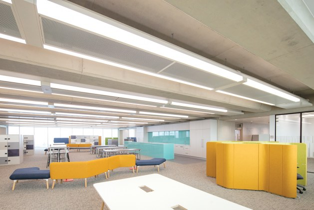 Chilled Beams: Ceiling-Mounted Heat Exchangers