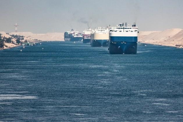 Suez Canal: Construction Features of the World's Biggest Economic Route