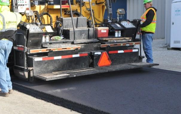 Fly Ash for Concrete Pavement Construction