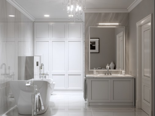 Adding a New Bathroom to Existing House Easily