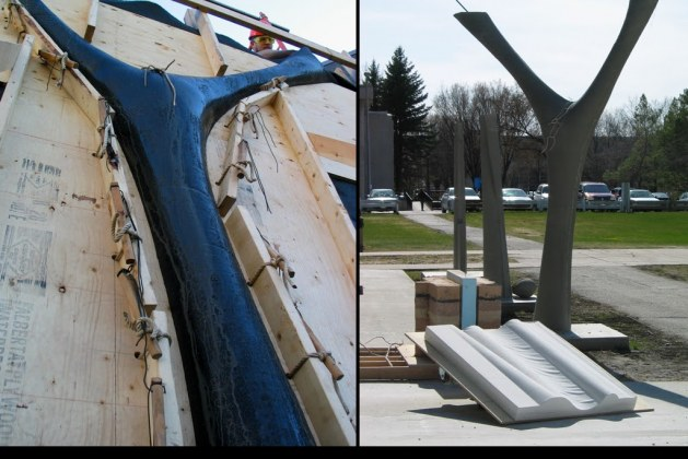 Fabric Formwork for Concrete Construction