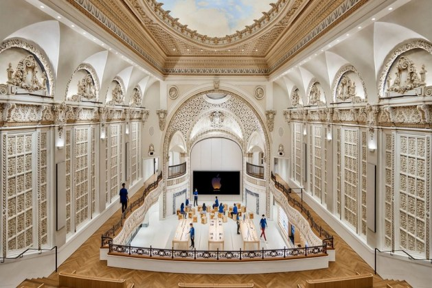 Los Angeles' Tower Theater Becomes New Apple Store