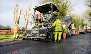 New Plastic Additive for Construction of Roads