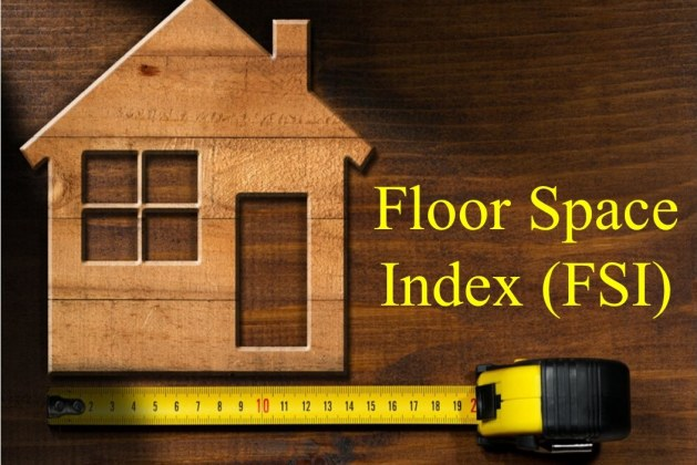 What is Floor Space Index (FSI)?