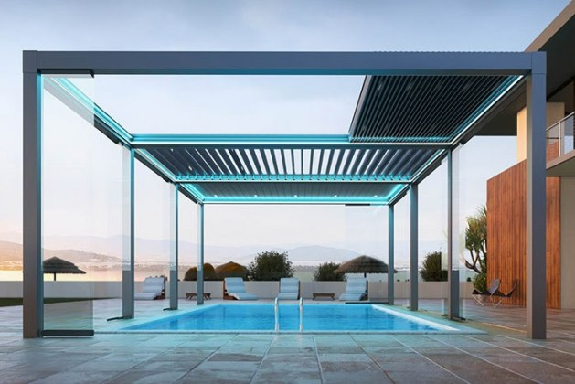 What are Retractable Roof Structures?