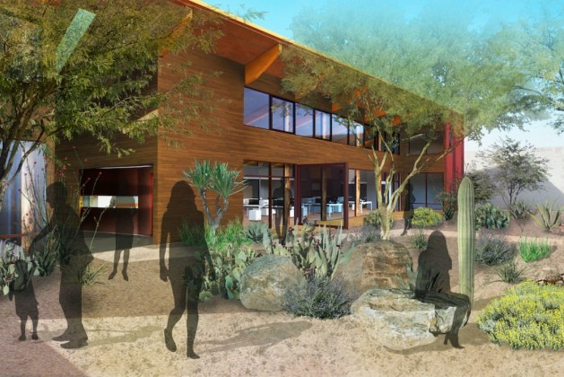 Construction Begins on Arizona's First 'Living Building'