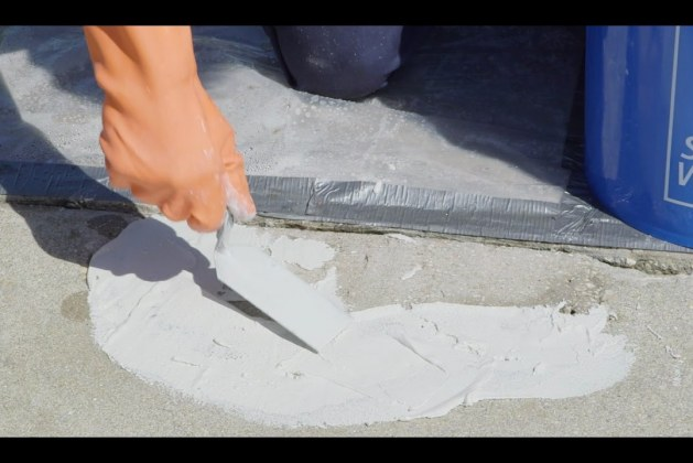 How to Repair Spalled Concrete Using Epoxy Mortar?