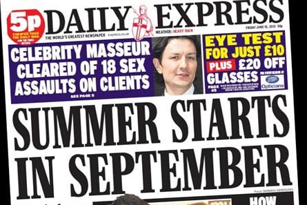 See Dean's consumer law column in the Daily Express every Thursday