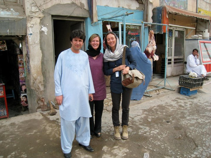On the streets of Herat