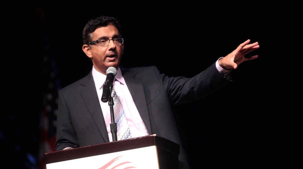 Dinesh D'Souza Unchained at Trinity University: Annotated and Fact-Checked