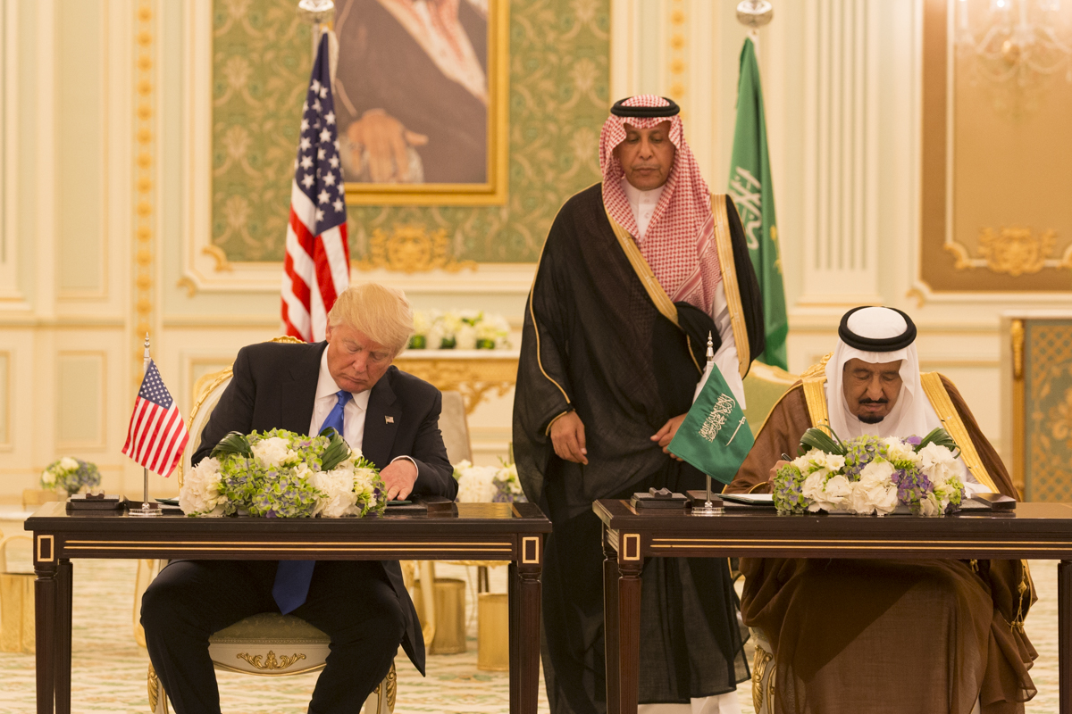Containment to Counter-terrorism: Islam and the enduring U.S.-Saudi alliance