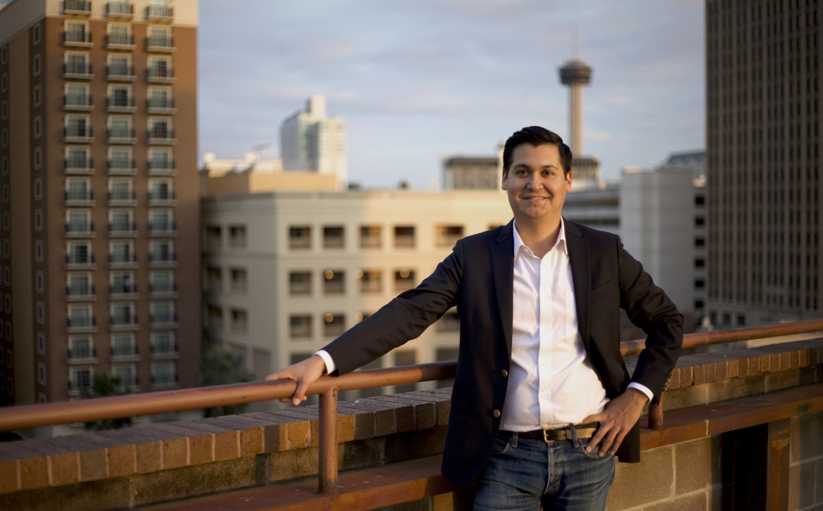 A Conversation with San Antonio District 1 Candidate Michael Montaño