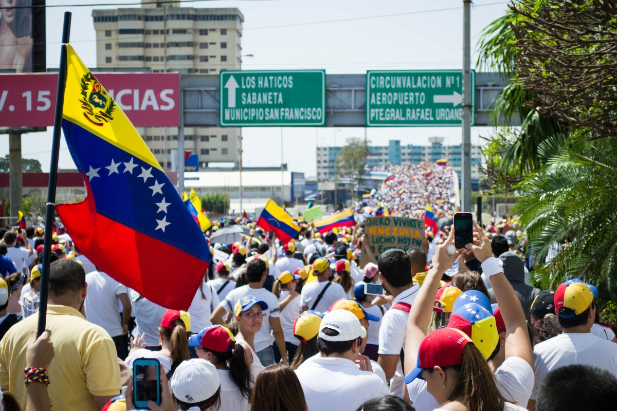 Venezuela's fate lies with the United States