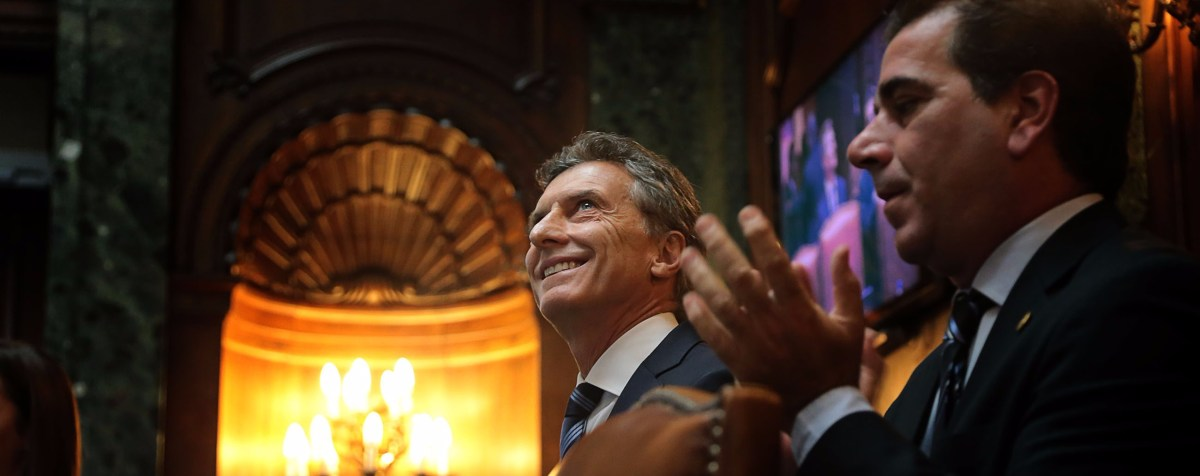 Argentina's presidency of the G-20 is its chance for international leadership