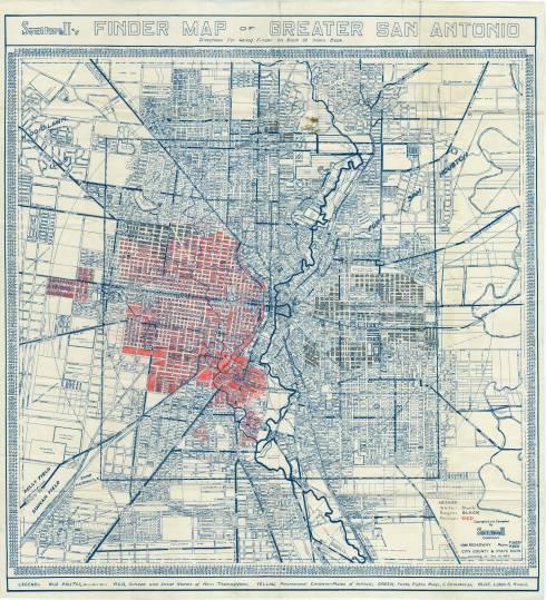 HOLC_San_Antonio_City_Survey_Report_2_Exhibit_B_Racial_Concentrations