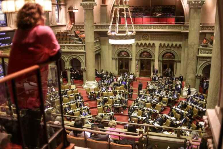 new york repro health deliberations NY aclu