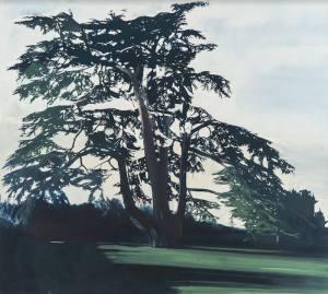 Eleanor Watson, Tree At Hardwick, The Contemporary London